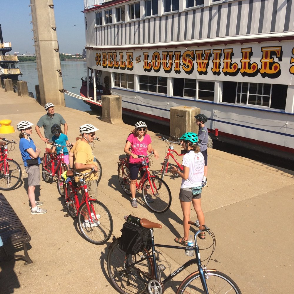 Louisville Bicycle Tours: Louisville, KY