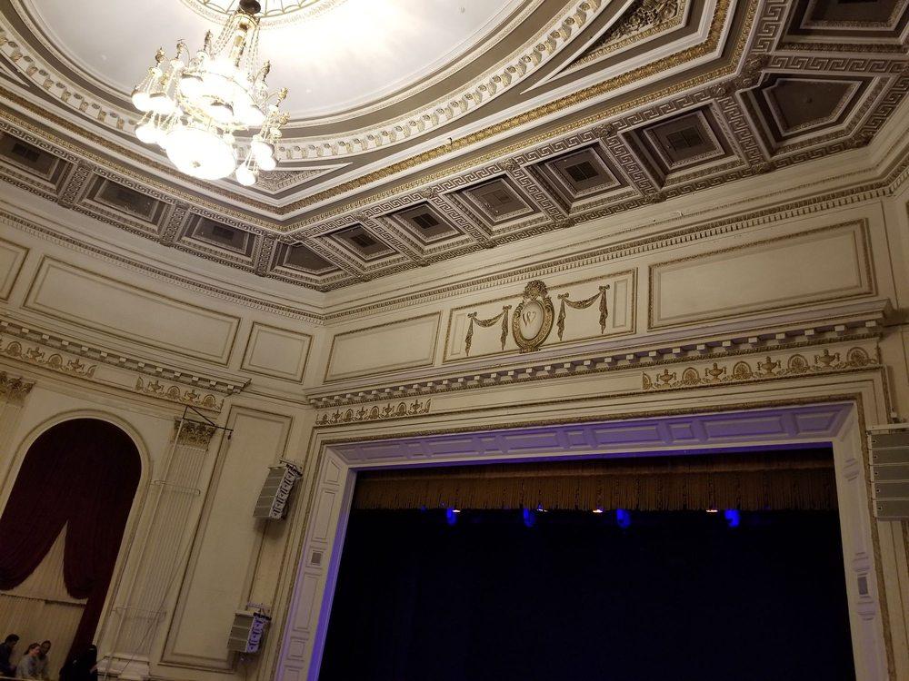 Wilbur Theatre