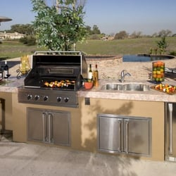 Photo Of The Grill Man Indio Ca United States Desert Outdoor Living