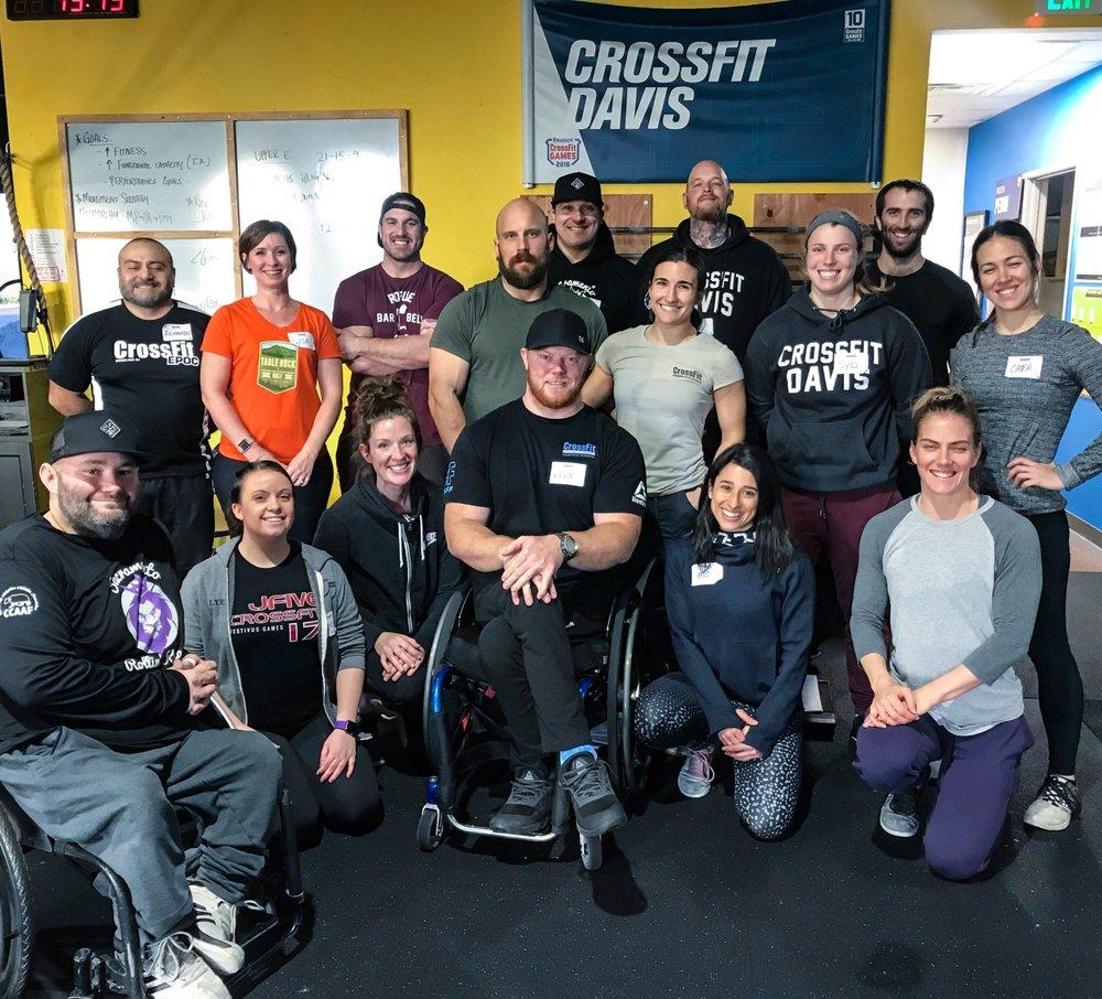 Community Fitness Davis