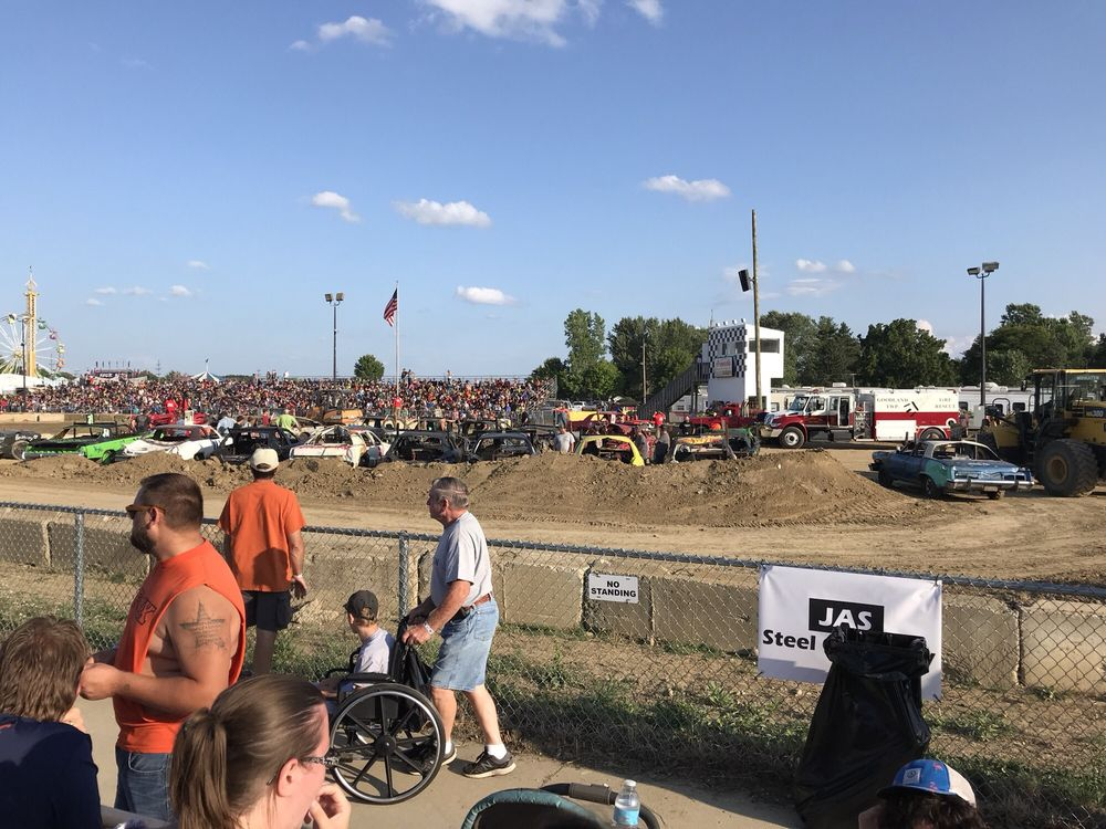 Eastern Michigan State Fair: 195 Midway St, Imlay City, MI