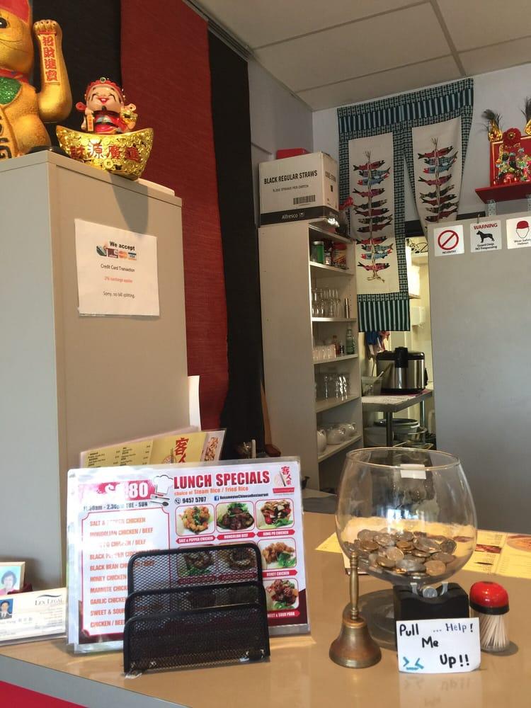 Rossmoyne Chinese Restaurant