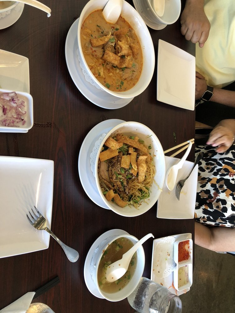 Food from Chimm Thai & South East Asian Street Food
