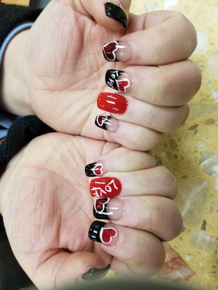 # 1 Nails: 2114 W Cumberland St, Dunn, NC