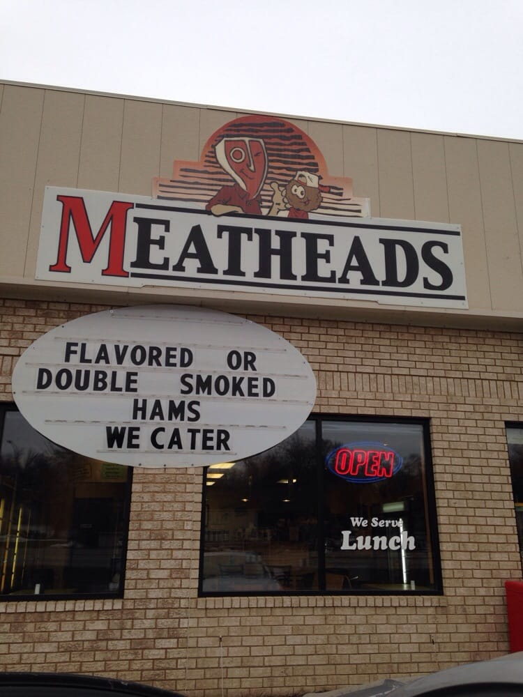 Meatheads Meats & Deli: 2954 N Service Dr, Red Wing, MN