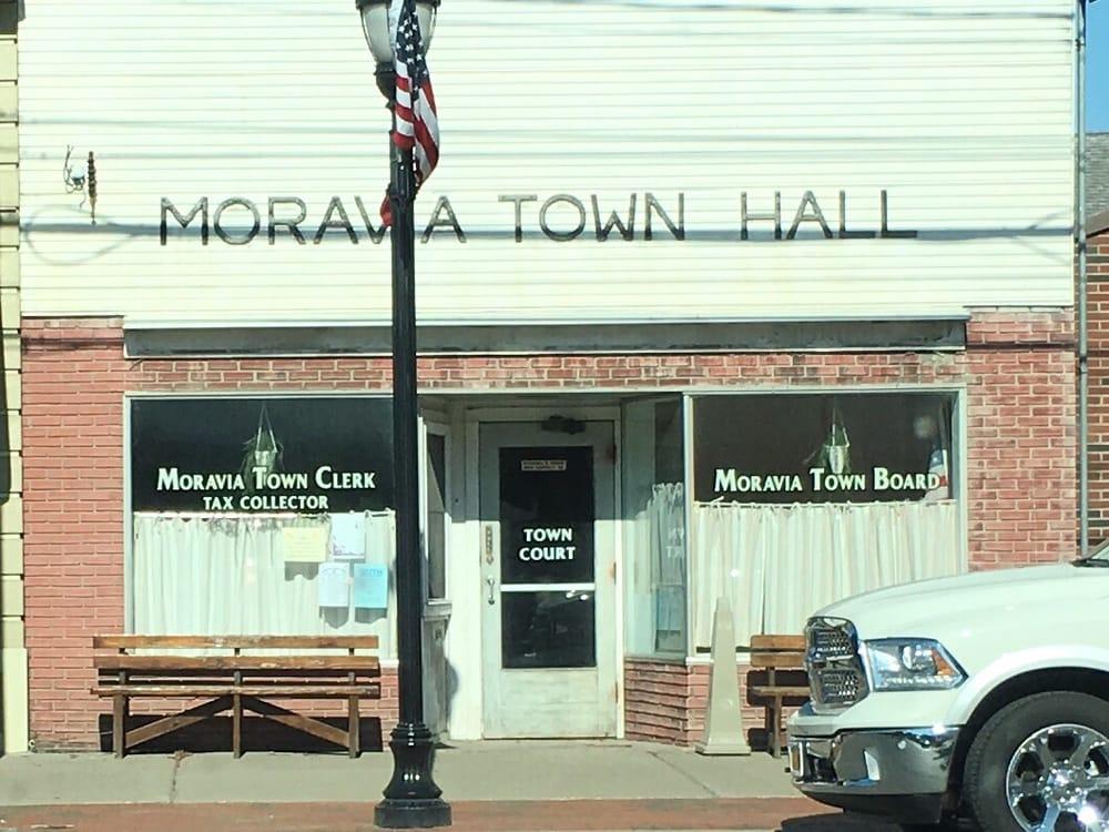 Town of Moravia: 36 Main St, Moravia, NY