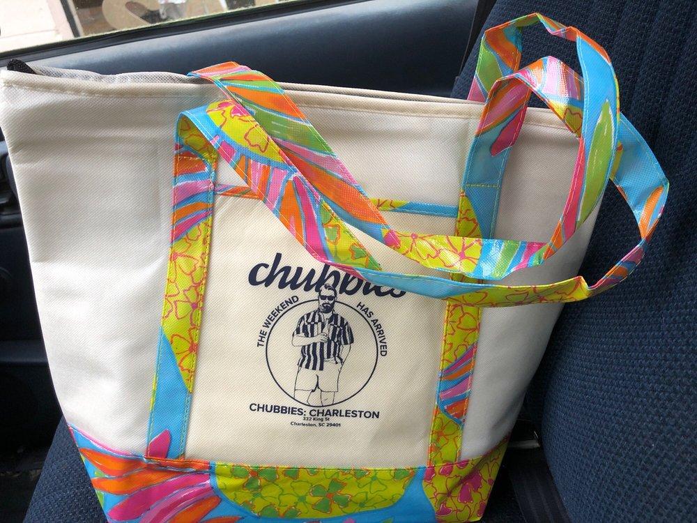 Chubbies - Charleston