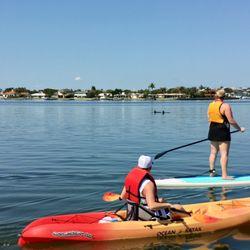 Photo Of Paddles By The Sea Vero Beach Fl United States Kayak