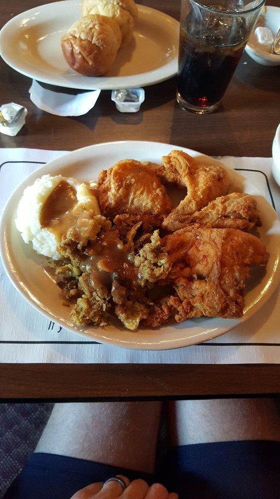 Dutch Treat Restaurant: 339 Main St, Spartansburg, PA