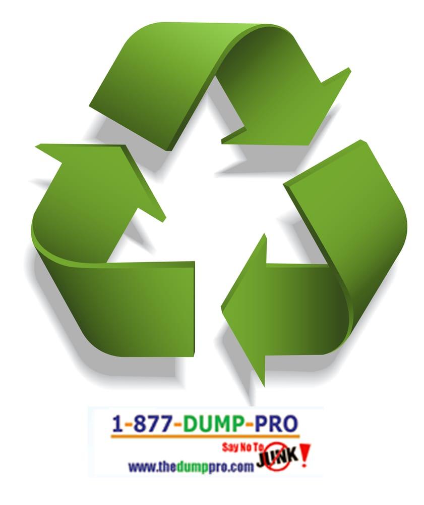 1 877 Dump Pro Recycles Yelp