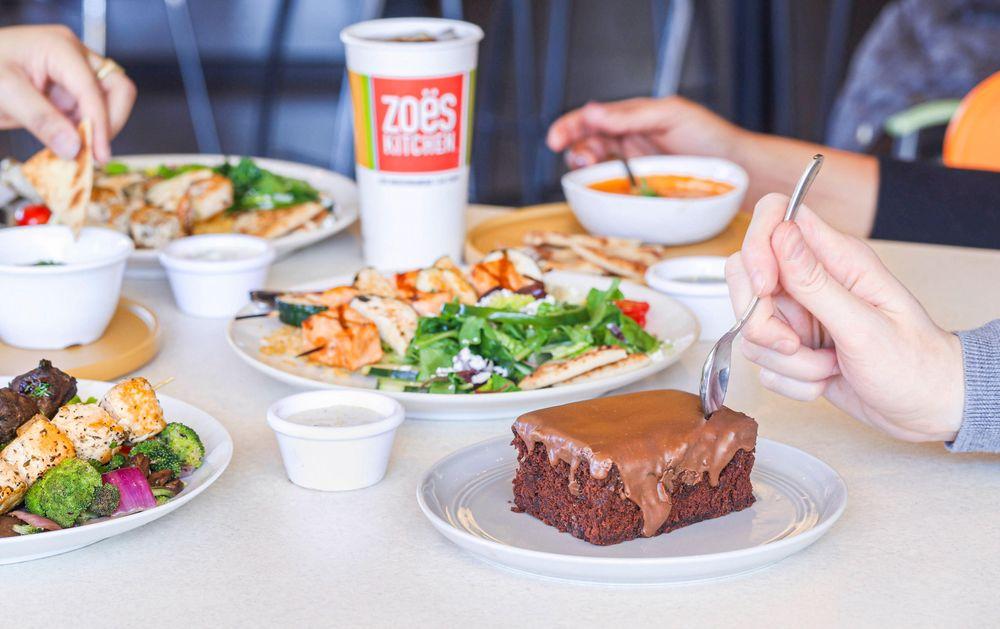 Zoes Kitchen: 4505 Kingwood Dr, Kingwood, TX