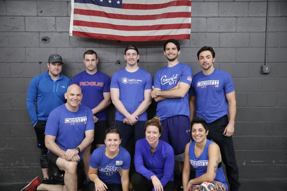 CrossFit 617: 82 Parkman St, Boston, MA