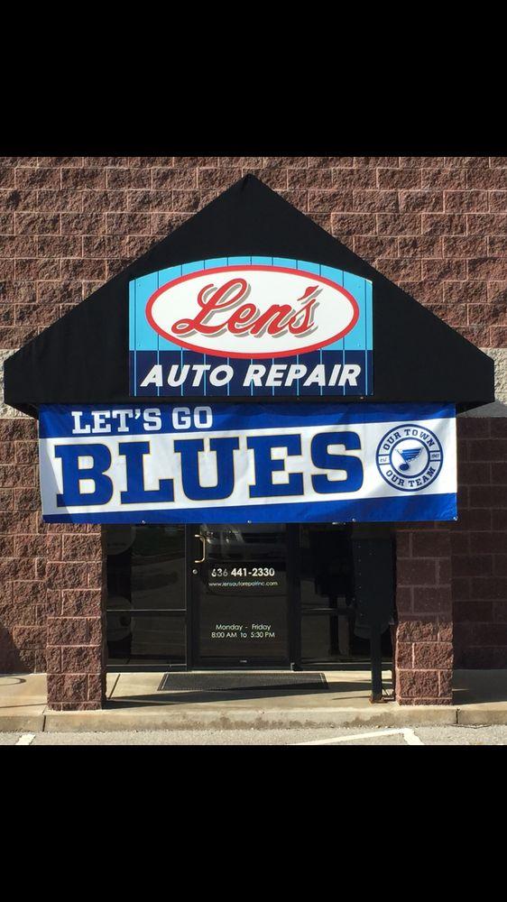 Len's Auto Repair- Cottleville: 5161 Hwy N, Cottleville, MO