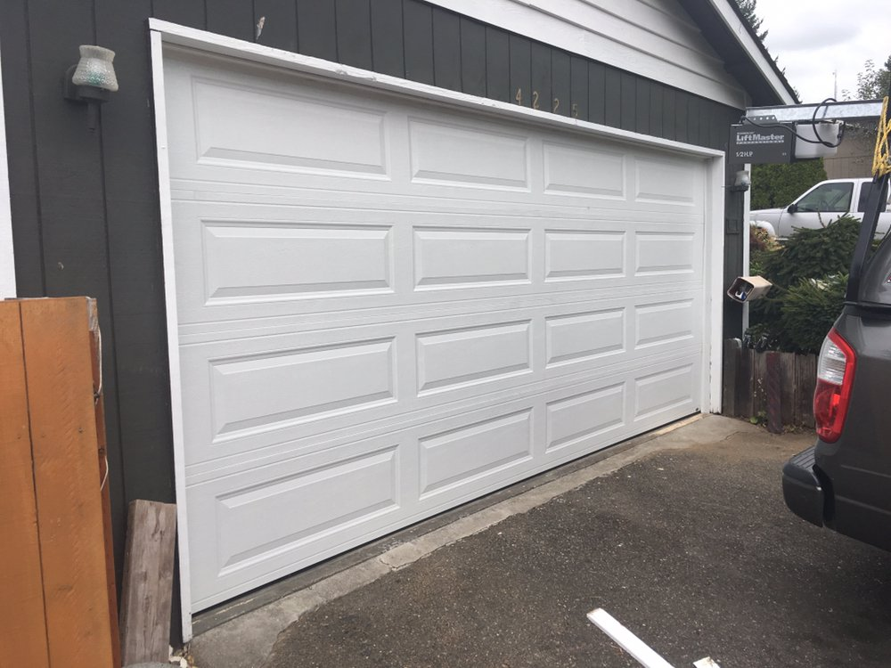 Davids Garage Doors Service 122 Photos Garage Door Services