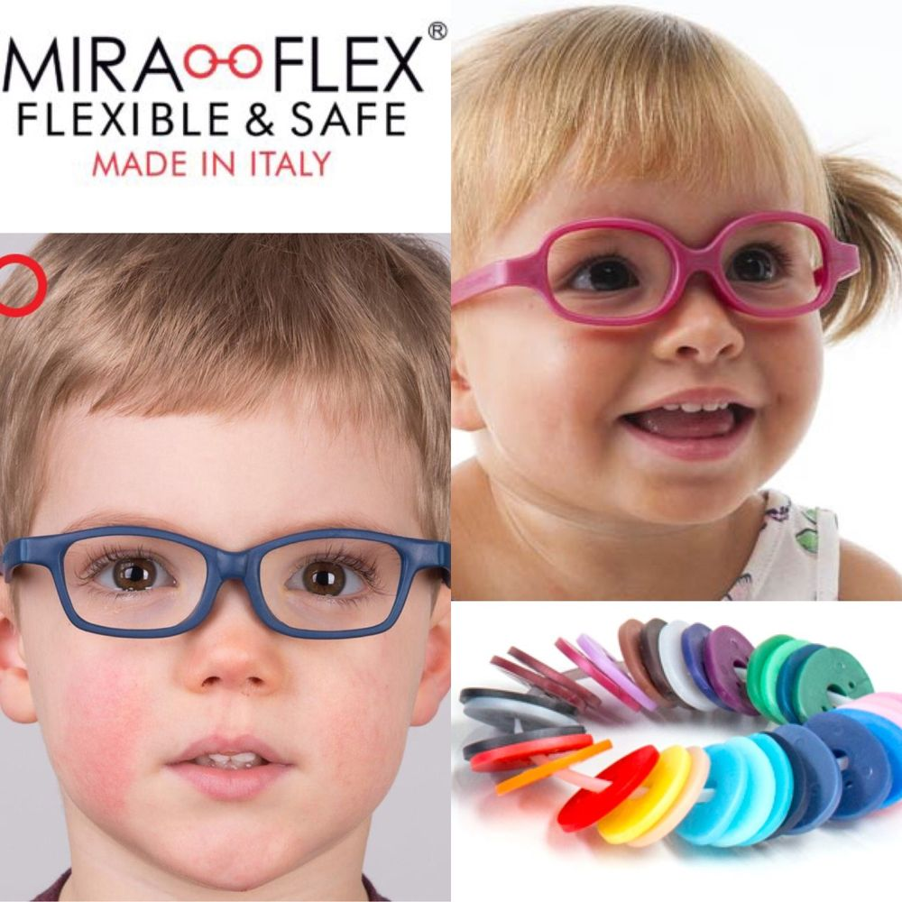 MIRAFLEX frames are flexible and safe for your infant or toddler and ...