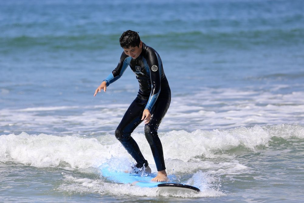 Learn2Rip Surfing Lesson and Ocean Academy