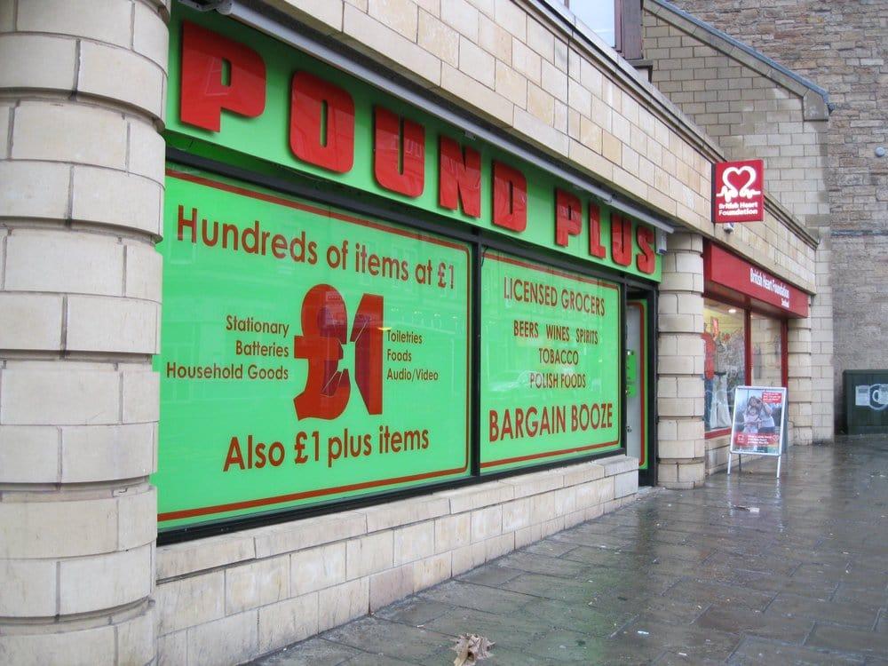 Pound Plus