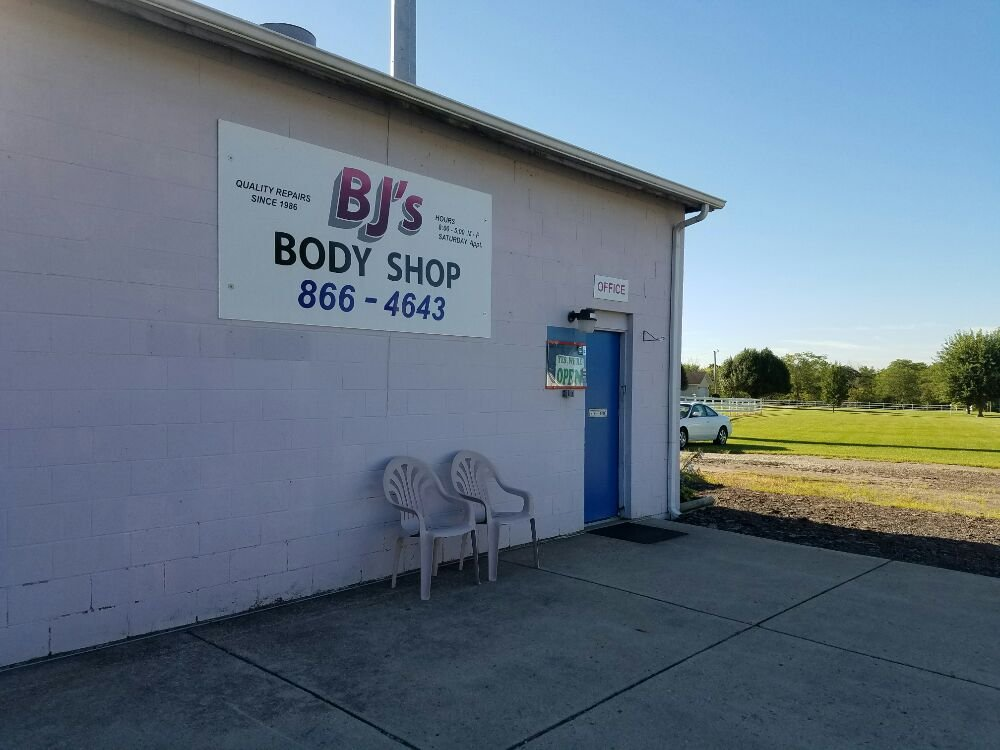 BJ's Body Shop