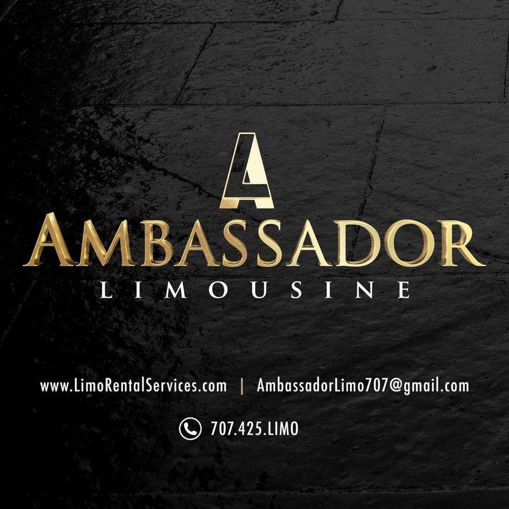Ambassador Limousine: 607 Elmira Rd, Vacaville, CA
