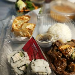 12 Sushi Bento