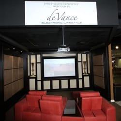 DeVance AV Design 90 s Home Theatre Installation 2833