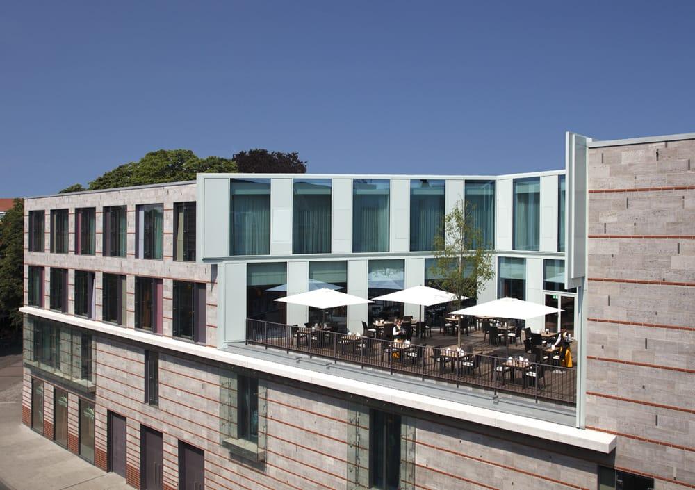 Dachterrasse Treff Hotel Munster City Centre Yelp