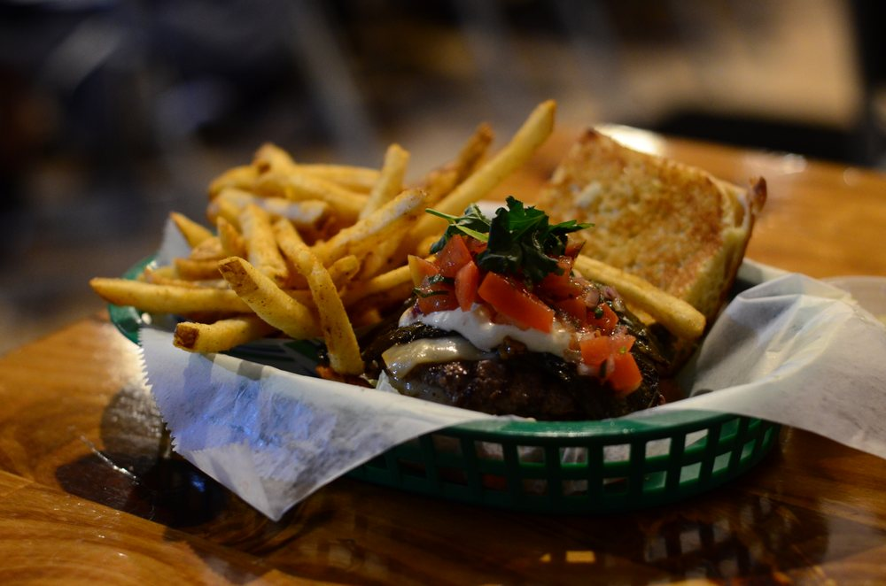 Food from Paradise Valley Burger Company
