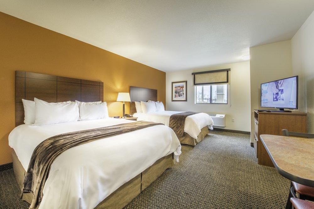 My Place Hotel-Aberdeen, SD: 410 Harvard St S, Aberdeen, SD