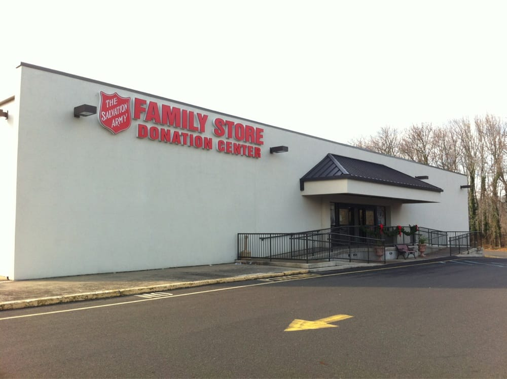 The Salvation Army Family Store & Donation Center: 191 Lincoln Hwy, Fairless Hills, PA