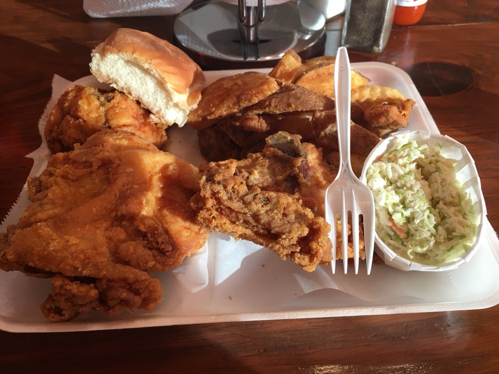 Jan's Fried Chicken: 2205 GA-56, Uvalda, GA