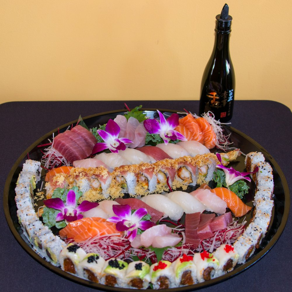 Sushi Bang Bang: 1050 Gateway Blvd, Boynton Beach, FL