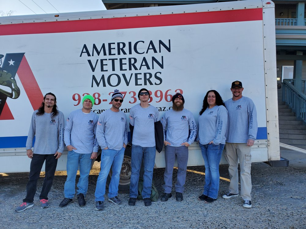 American Veteran Movers