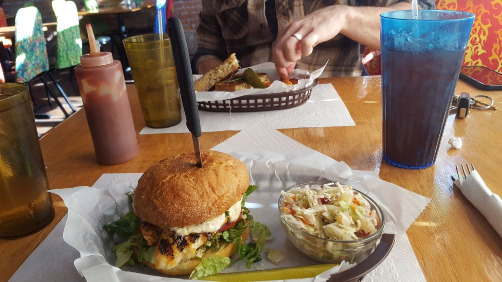Daily Kneads Cafe: 201 E Main St, Arcola, IL