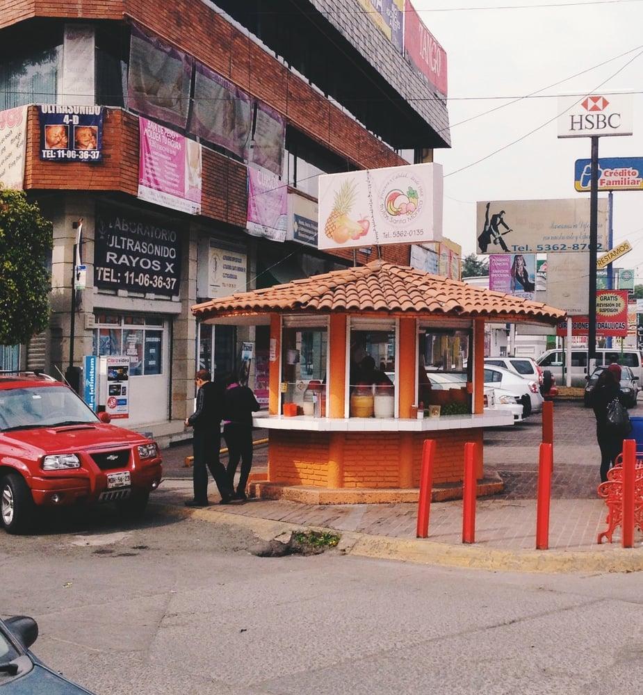 Frutas de santa monica juice bars smoothies avenida for Food bar santa monica