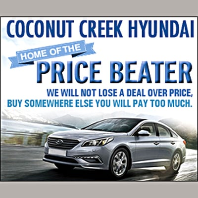 Coconut Creek Hyundai 4960 N. State Road 7 Coconut Creek, FL Auto Dealers    MapQuest