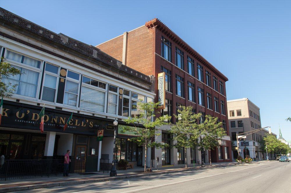The City Exchange Shops: 127 W Wayne St, Fort Wayne, IN