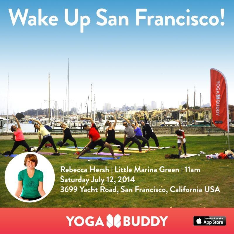 Rebecca Hersh Yoga Gift Card San Francisco Ca Giftly