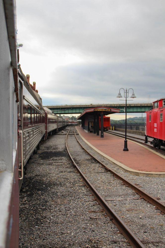 Western Maryland Scenic Railroad Cumberland Station: 13 Canal St, Cumberland, MD