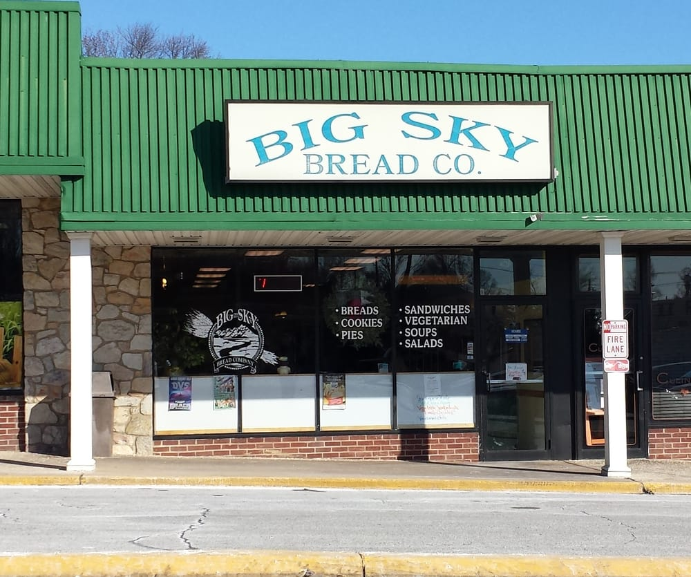 Big Sky Bread Company: 1812 Marsh Rd, Wilmington, DE