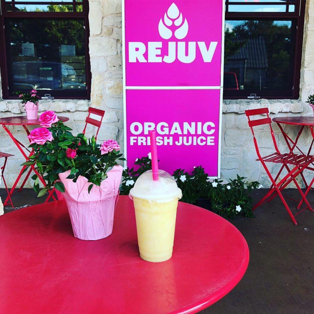 Social Spots from Rejuv Juice