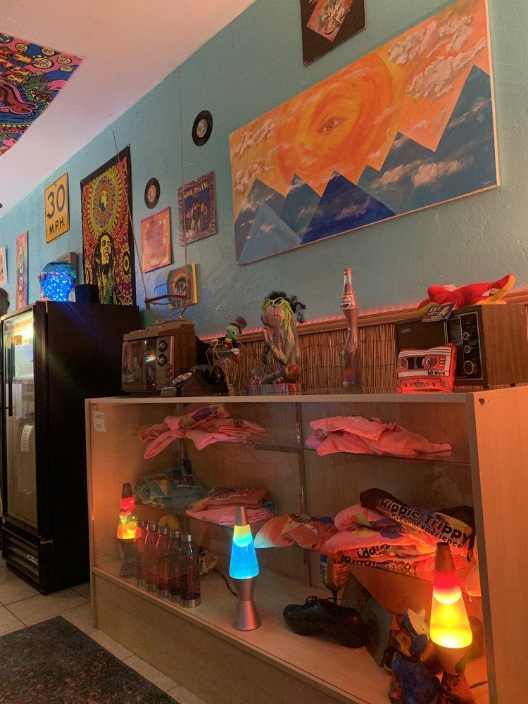 Hippie Trippy Ice Cream Experience: 12730 McGregor Blvd, Fort Myers, FL