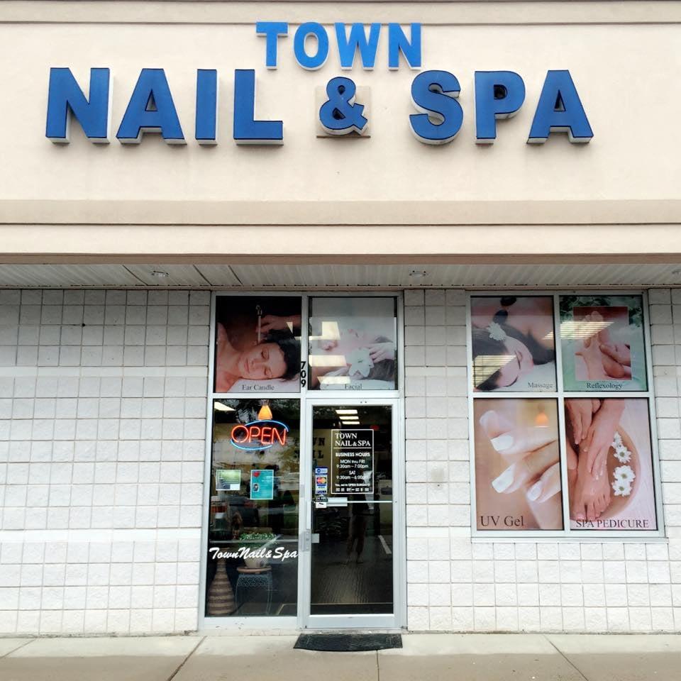 Town Nail And Spa Shelton Ct