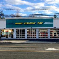 Mavis Discount Tire 15 Reviews Auto Repair 60 Forest Ave Glen