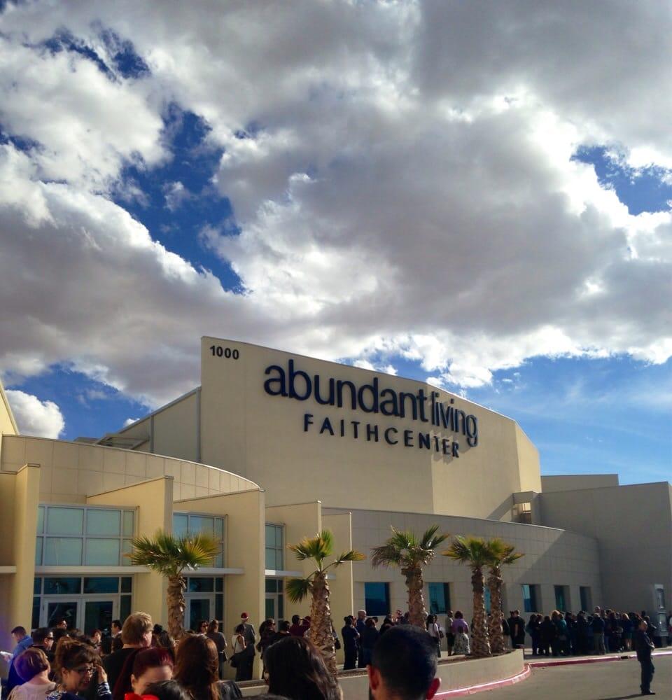 Abundant Living Abundant Living Faith Center