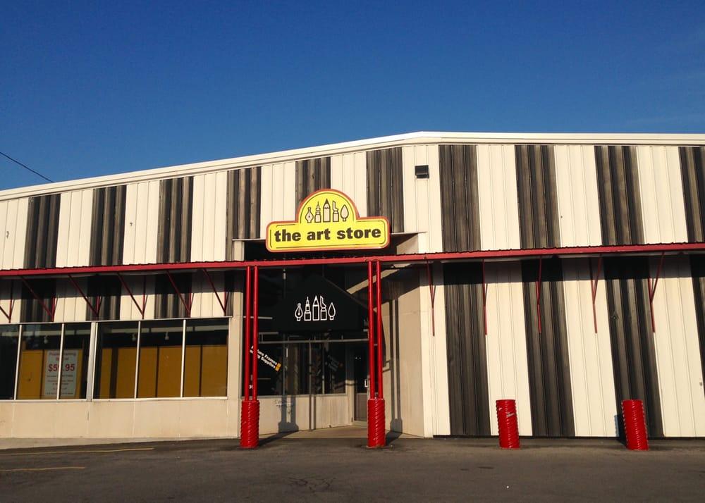 The Art Store / Commercial Art Supply: 935 Erie Blvd E, Syracuse, NY