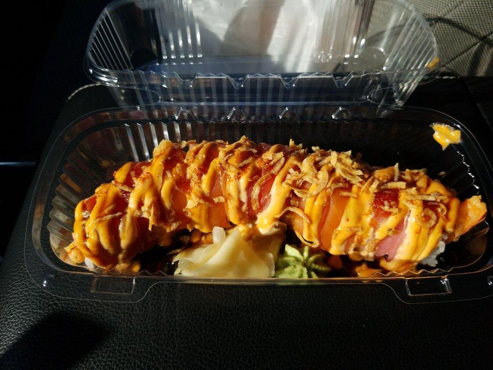 Ronin sushi: Mason City, IA