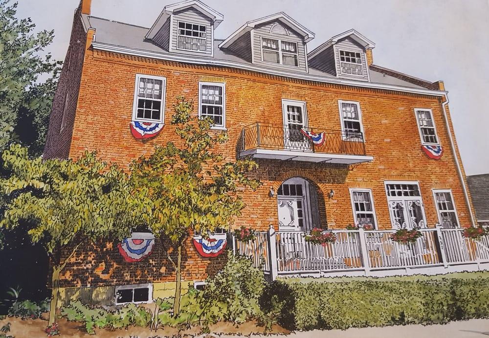 Red Brick Inn of Augusta: 252 Lower St, Augusta, MO