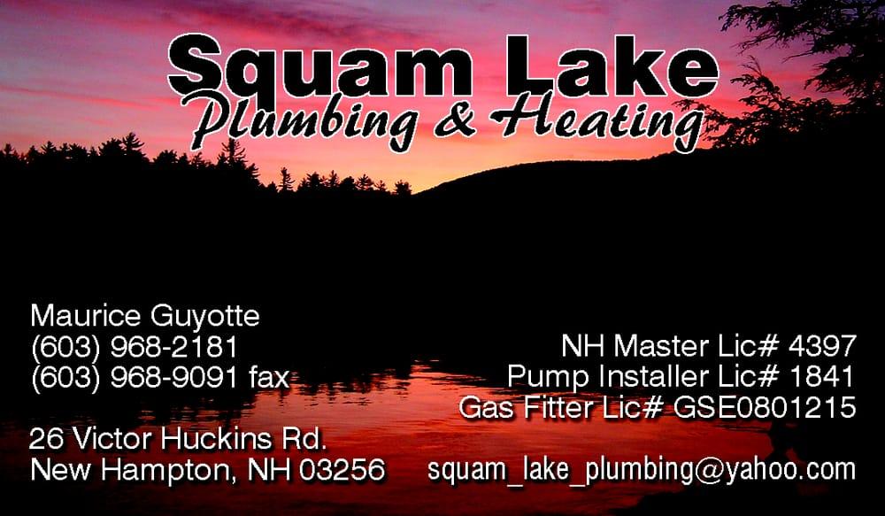 Squam Lake Plumbing & Heating: 130 Main St, Ashland, NH