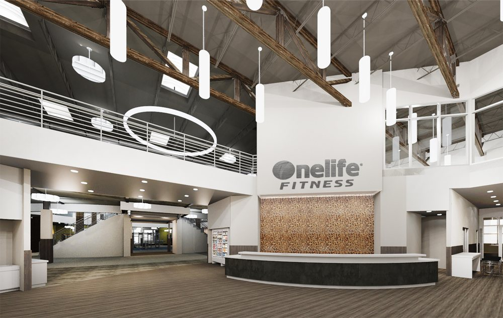 Onelife Fitness