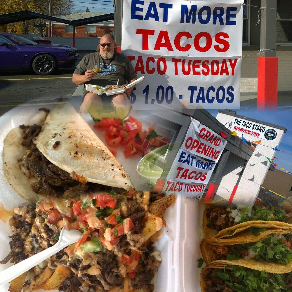 The Taco Stand Taqueria: 5038 Allen Rd, Allen Park, MI